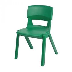 Cheap Stationery Supply of Size B Postura Plus Chair Seat height 310mm Green Office Statationery