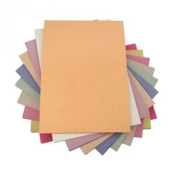 Cheap Stationery Supply of Orange Sugar Paper A1 Office Statationery