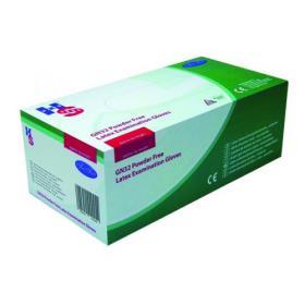 Handsafe Powder Free Latex Gloves Large Natural (Pack of 100) GN32