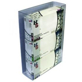 Shield Clear Triple Disposable Glove Dispenser (Pack of 2) GE/TGD