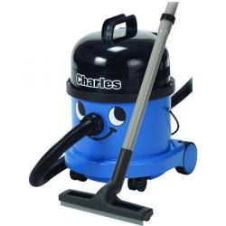 Cheap Stationery Supply of Numatic Charles Wet and Dry Vacuum Cleaner Blue CVC370 Office Statationery