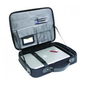 Monolith Nylon 15.6 inch Laptop Case W395 x D105 x H320mm Black 2341