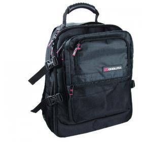 Monolith Premium Laptop Backpack W340 x D220 x H440mm Black 9106