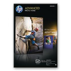 Cheap Stationery Supply of Hewlett Packard HP Advanced Glossy Photo Paper 250gsm 10x15cm Borderless (Pack of 25) Q8691A Office Statationery