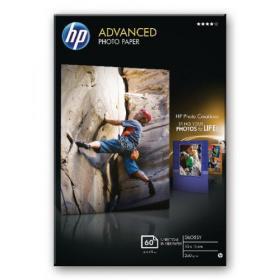Hewlett Packard HP Advanced Glossy Photo Paper 250gsm 10x15cm Borderless (Pack of 25) Q8691A
