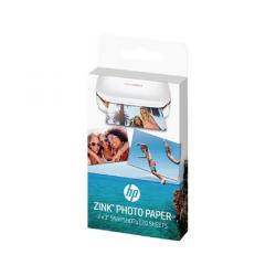 Cheap Stationery Supply of Hewlett Packard HP ZINK Sticky Backed Photo Paper (Pack of 20) W4Z13A Office Statationery