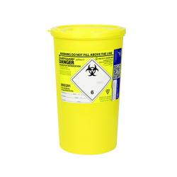 Cheap Stationery Supply of Reliance Medical Sharps Container 5 Litre 4600 Office Statationery