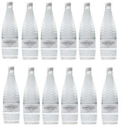 Cheap Stationery Supply of Harrogate Sparkling Spring Glass Bottle 750ml (Pack of 12) G750122C Office Statationery