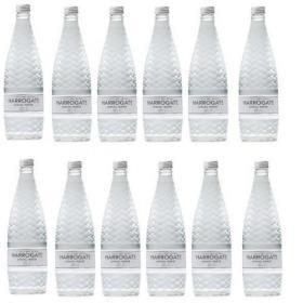 Harrogate Sparkling Spring Glass Bottle 750ml (Pack of 12) G750122C