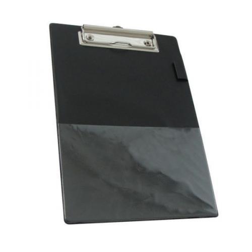 HEAVY DUTY COMMERCIAL GRADE PVC Clipboard A4 red Clip Board+POCKETS FRONT-BACK
