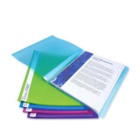 Rapesco Project File A4 Plus Assorted (Pack of 5) 0668