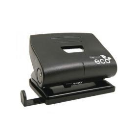 Rapesco Eco Medium Hole Punch Capacity 22 Sheets Black 1086