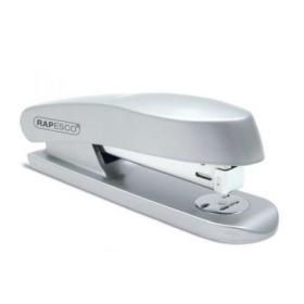 Rapesco Skippa Full Strip Stapler Capacity 20 Sheets Silver RES260C1