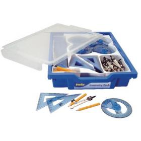 Helix Geometry Class Set (Comes in a tray with clip on lid) Q99040