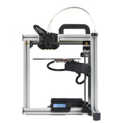 Cheap Stationery Supply of iMakr Felix 3.0 Dual Extrusion Fused Filament Fabrication 3D Printer Black 286 Office Statationery