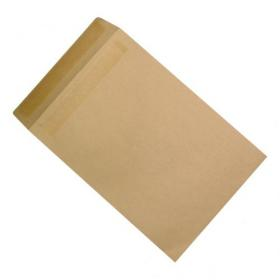 5 Star Office Envelopes FSC Pocket Self Seal 115gsm C4 324x229mm Manilla Pack of 250