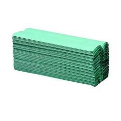 Cheap Stationery Supply of Initiative Paper Towels C-Fold Green Pack 2688 (16 packs of 168) 90mm x 230mm Office Statationery