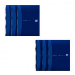 Cheap Stationery Supply of Oxford My Notes Notebook 200 Pages A4 (Pack of 3) 2 For 1 JD811290 Office Statationery