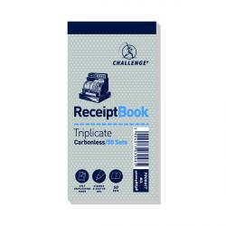 Cheap Stationery Supply of Challenge Trip Book 70x140 Receipt (Pack of 10) 400048638 Office Statationery