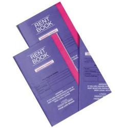 Cheap Stationery Supply of Lion Brand Rent Book Assured Pink 100080014 100080014 Office Statationery