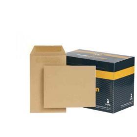 New Guardian C5 Envelope Pocket Self Seal Manilla (Pack of 500) H26211