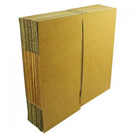 Single Wall Corrugated Dispatch Cartons 381x330x305mm Brown (Pack of 25) SC-14