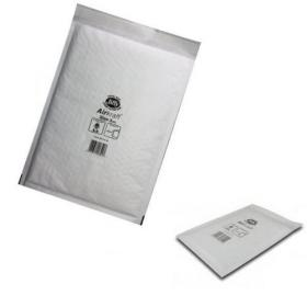 Jiffy AirKraft Bag Size 3 220x320mm White (Pack of 50) JL-3