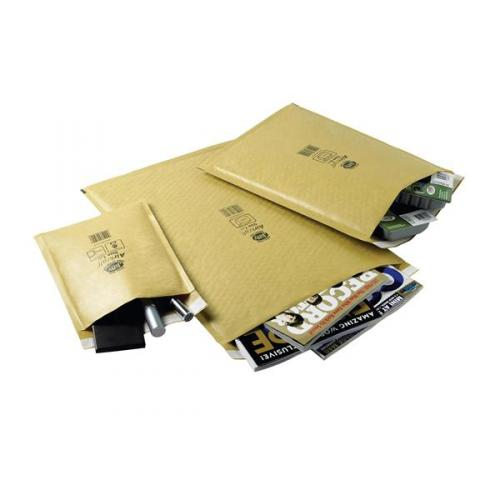 **Multi Size** 50 x Medium Jiffy AIRKRAFT Padded ENVELOPES Bags JL3 220 x 320MM