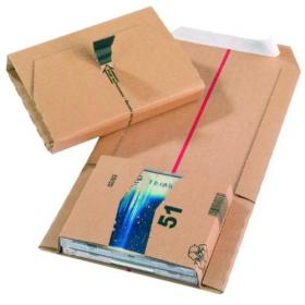 Mailing Box 145x126x55mm Brown (Pack of 20) 11066