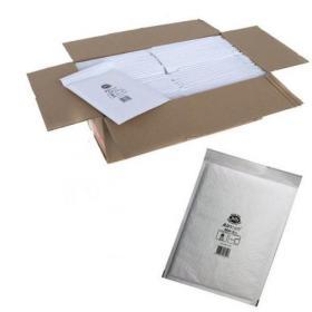 Jiffy Airkraft Bag Size 3 205x320mm White JL-3 (Pack of 10) 04891