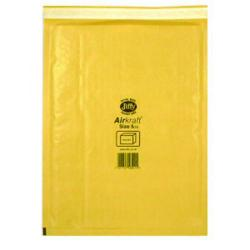Cheap Stationery Supply of Jiffy AirKraft Bag Size 5 260x345mm Gold GO-5 (Pack of 10) MMUL04605 Office Statationery