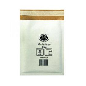 Jiffy Mailmiser Size 6 290x445mm White MM-6 (Pack of 50) JMM-WH-6