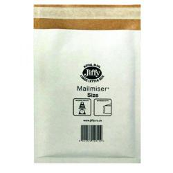 Cheap Stationery Supply of Jiffy Mailmiser Size 1 170x245mm White MM-1 (Pack of 10) JFMM1 2220 Office Statationery