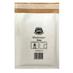 Cheap Stationery Supply of Jiffy Mailmiser Size 3 220x320mm White Pack of 10 2222 Office Statationery