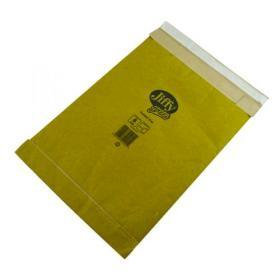 Jiffy Padded Bag Size 3 195x343mm Gold PB-3 (Pack of 100) JPB-3