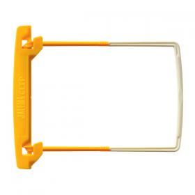 Jalema Spring Binding Jalema Clip Yellow (Pack of 100) 5710000