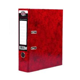 Concord IXL 70mm Selecta Lever Arch File A4 Red (Pack of 10) 162272