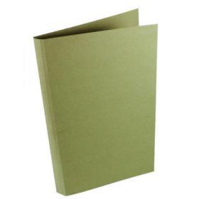 Guildhall Square Cut Folder Heavyweight Foolscap Buff (Pack of 100) FS290-BUFZ