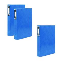 Cheap Stationery Supply of Concord IXL Selecta Ring Binder A4 Blue Get 3 for the Price of 2 (Pack of 20 + 10) JT816009 Office Statationery