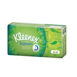 Cheap Stationery Supply of Kleenex Balsam Tissues Pocket Size 9 Sheets (Pack of 8) 3698282 Office Statationery