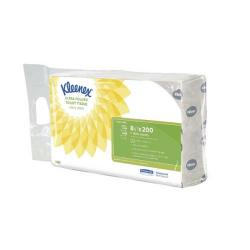 Cheap Stationery Supply of Kleenex Ultra Toilet Tissue Bulk Pack 2-Ply White 200 Sheets (Pack of 8) 8488 Office Statationery