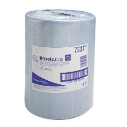Cheap Stationery Supply of Wypall L30 Large Roll Blue 7301 7301 Office Statationery