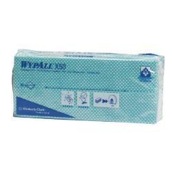 Cheap Stationery Supply of Wypall X50 Cleaning Cloths Green (Pack of 50) 7442 Office Statationery