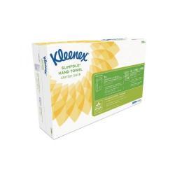Cheap Stationery Supply of Kleenex Slim Starter Pack White 7996 Office Statationery