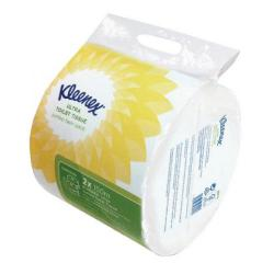 Cheap Stationery Supply of Kleenex Ultra Toilet Roll Jumbo Roll (Pack of 6) 8573 Office Statationery