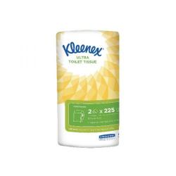 Cheap Stationery Supply of Kleenex Ultra Toilet Tissue 2-Ply Pack of 24 Office Statationery
