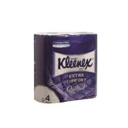 Cheap Stationery Supply of Kleenex 4-Ply Quilted Toilet Roll (Pack of 24) 8484 Office Statationery