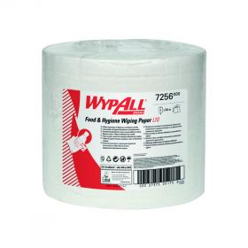 Wypall L10 Food and Hygiene Centrefeed White (Pack of 6) 7256