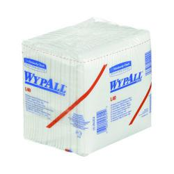 Cheap Stationery Supply of WypAll L40 Folded Wipers 1-Ply 18 packs of 56 Sheets White (Pack of 1008) 7471 Office Statationery