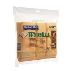 Cheap Stationery Supply of Wypall Microfibre Cloth Yellow Pack of 6 Buy 2 Get 1 Free KC832079 Office Statationery